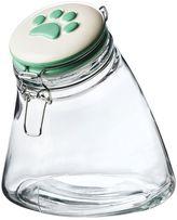Global Amici Pet Paw Rainbow Slope Hermetic Glass Storage Jar