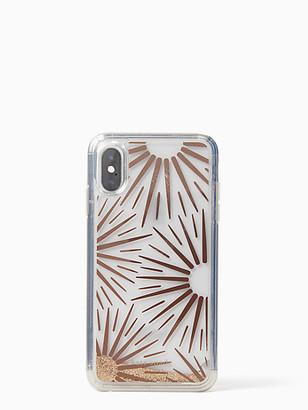 Kate Spade Iphone Cases Liquid Glitter Resin Iphone Xr Case