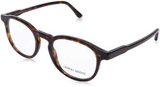 Emporio Armani Armani Men's 0AR7136 Eyeglass Frames