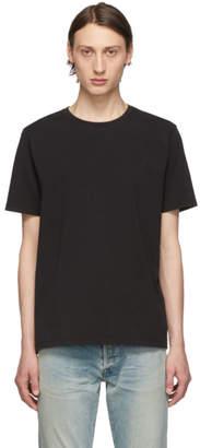 Frame Black Heavyweight Classic Fit T-Shirt