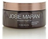 Josie Maran Whipped Argan Oil Ultra-Hydrating Body Butter (8 fl oz./240 ml, Unscented)