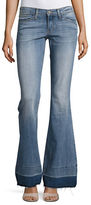 Flying Monkey Cotton-Stretch Flared Jeans