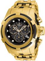 Invicta Bolt Mens Gold Tone Bracelet Watch-23912