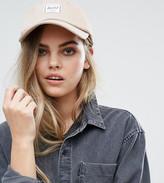 Herschel Exclusive Cap With Signature Branding In Faded Khaki