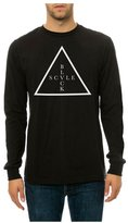 Black Scale Mens The Addition Ls Graphic T-Shirt L