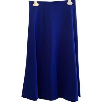 P.A.R.O.S.H. Navy Skirt for Women