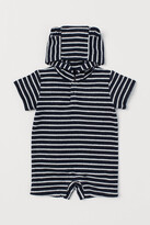 H&M Terry romper suit