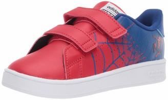adidas Baby Unisex's Advantage Tennis Shoe