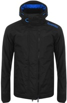 Superdry Hooded Arctic Windcheater Jacket Black