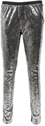 Jenni Kayne Black Polyester Trousers