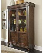 Liberty Furniture Rustic Tradition Dining Display Cabinet
