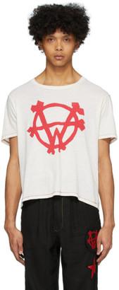 Off-White Worstok Logo Rocker T-Shirt