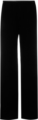 Emporio Armani High Waisted Trousers