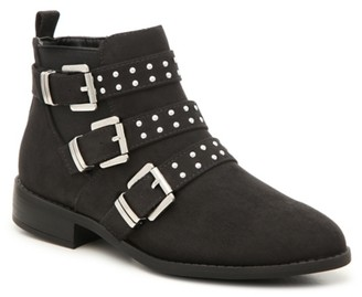 London Rag Rihanna Motorcycle Bootie