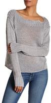 Brochu Walker Daria Linen Knit Pullover