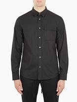 Acne Studios Black Spin Shirt