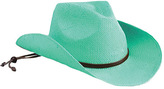 San Diego Hat Company Women's Soft Toyo Cowboy Hat STCL