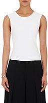 Alexander Wang Women's Twist-Back Tank-WHITE