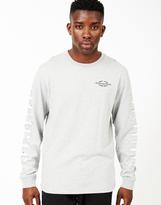 Billionaire Boys Club Vehicles Long Sleeve T-Shirt Grey