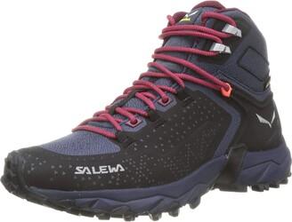 Salewa WS Alpenrose 2 Mid Gore-TEX Trekking & hiking boots Women's Grey (Asphalt/Tawny Port) 8 UK