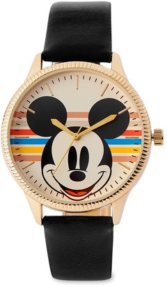 Disney Mickey Mouse Rainbow Watch for Men