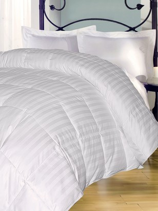 Blue Ridge Home Fashions Damask Stripe Comforter