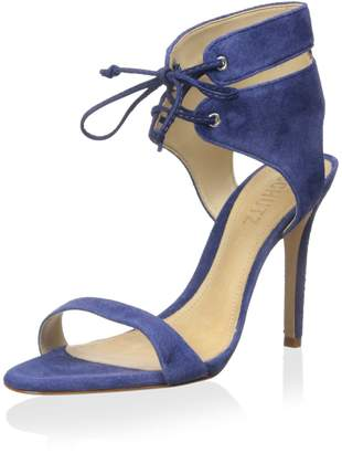 Schutz Women's Kora Ankle Tie Sandal