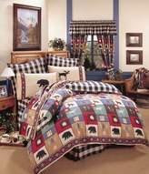 True Grit The Woods Comforter Set Size: King