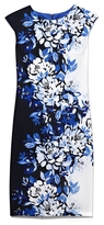 Vince Camuto Floral Sheath