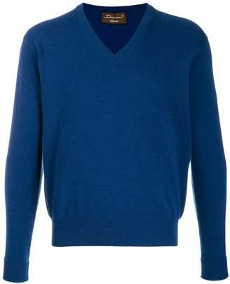 Doriani Cashmere cashmere V-neck pullover