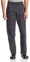 Dickies Men's The Traditional Baggy Houndstooth Chef Pant