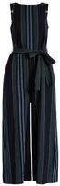 Ace&Jig Allovers striped-cotton jumpsuit