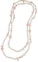 Carolee The Rockettes Beaded Necklace, 60""