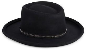 San Diego Hat Company Wool Fedora