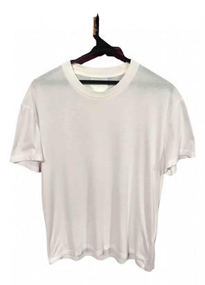 Prada White Cotton T-shirts