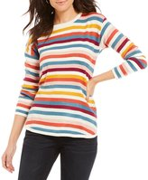 Westbound Circle Hem Sweater