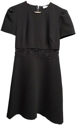 Sandro Spring Summer 2019 Black Cotton Dress for Women