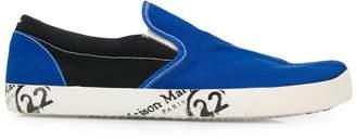 Maison Margiela Tabi slip-on sneakers