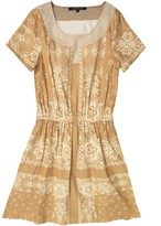 Timo Weiland Bandanna Print Tennessee Dress