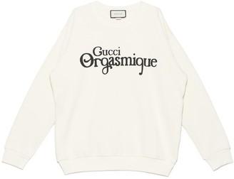 Gucci Orgasmique Sweatshirt