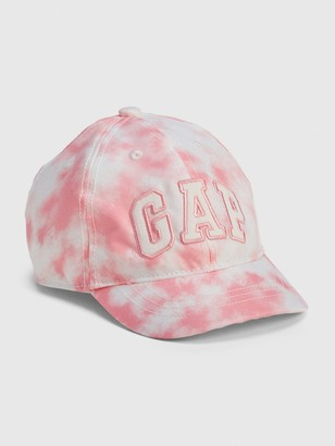 Gap Toddler Logo Tie-Dye Baseball Hat