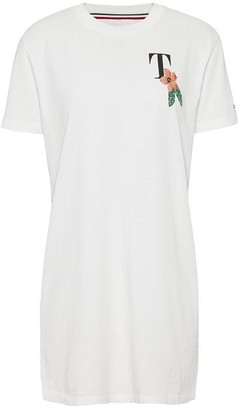 Tommy Jeans Graphic T Shirt Dress
