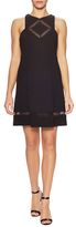 Plenty by Tracy Reese Halter Pleated Flared Dress