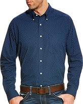 Ariat Men's Wrinkle Free Long Sleeve Button Down Shirt