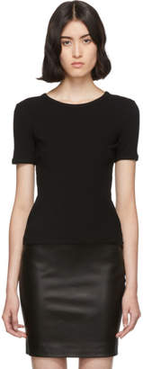 The Row Black Leah T-Shirt