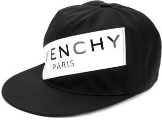 Givenchy Logo Snapback Cap