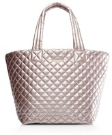 MZ Wallace Medium Metro Quilted Nylon Tote