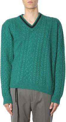 Lanvin Asymmetrical Sweater