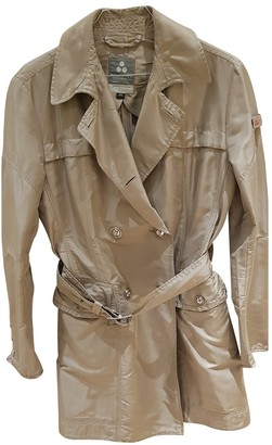 Peuterey Beige Trench Coat for Women