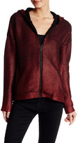 Zadig & Voltaire Long Sleeve Wool Cardigan